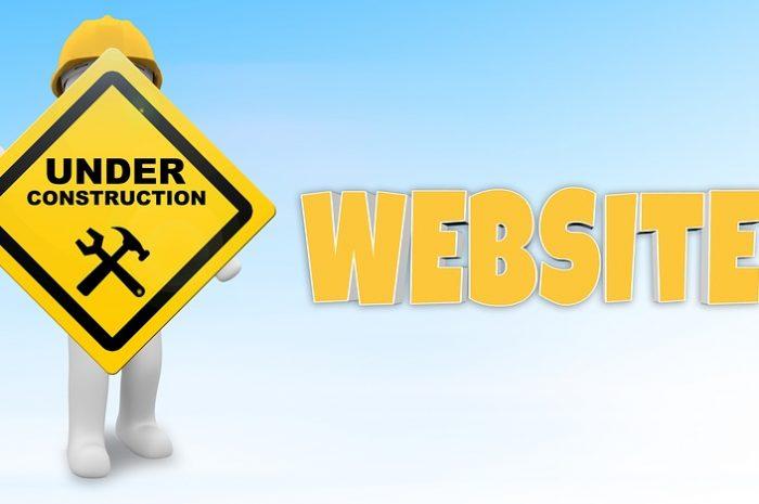 Przebudowa strony www
